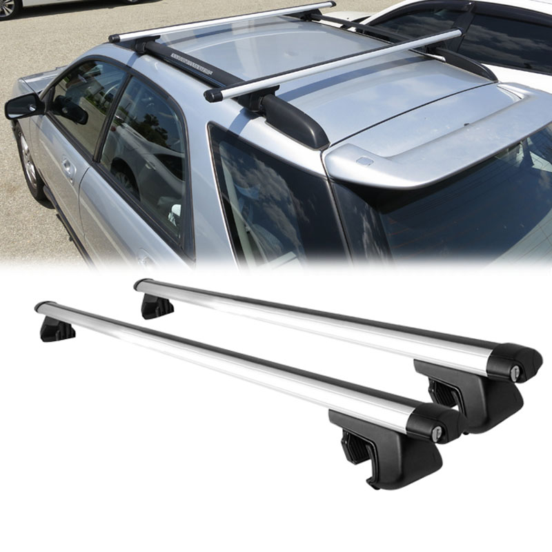 Universal Roof Top Cross Bars Luggage Cargo Rack For Auto