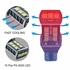 1400LM T15 T10 High Power 6000K White 15-LED SMD Bulb Canbus Pair 2835