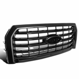 15-17 Ford F150 Horizontal Gloss Black Front Grill