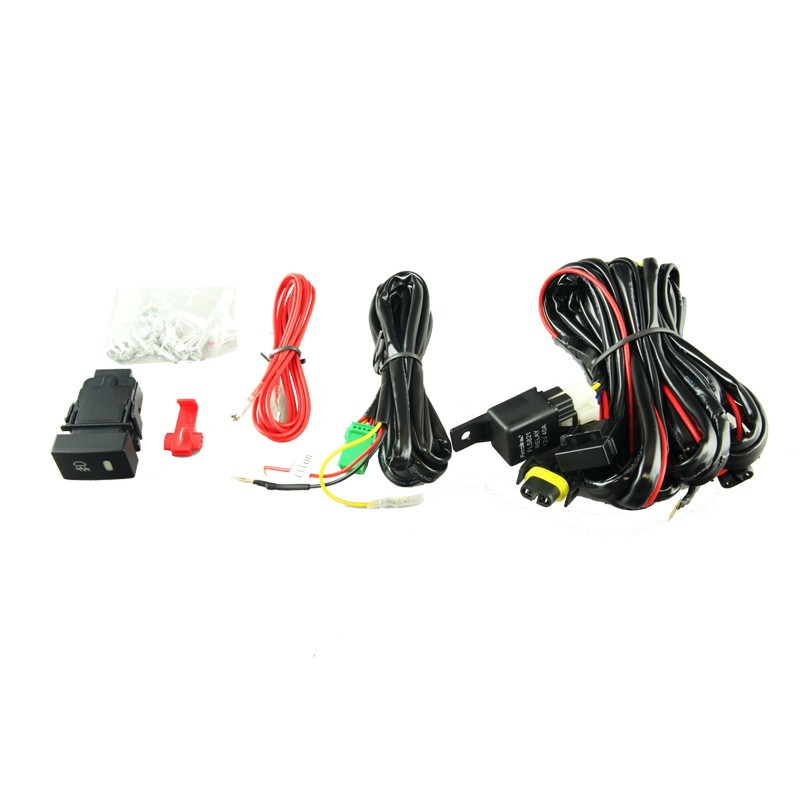 Civic Fog Light Wiring Kit Universal Fog Light Wiring ... on