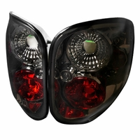 1997-2003 Ford F150 Flareside Altezza Tail Lights - Smoked