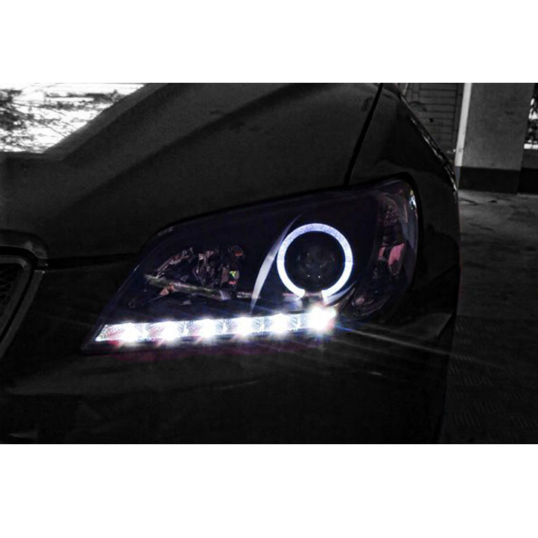 Lexus 2001 Is300 For Sale: 2001-2005 Lexus IS300 Angel Eye Halo & LED DRL Projector