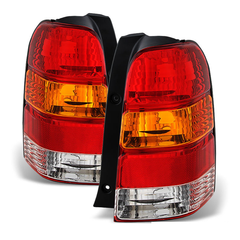2001 2007 ford escape oem style tail lights left right. Black Bedroom Furniture Sets. Home Design Ideas