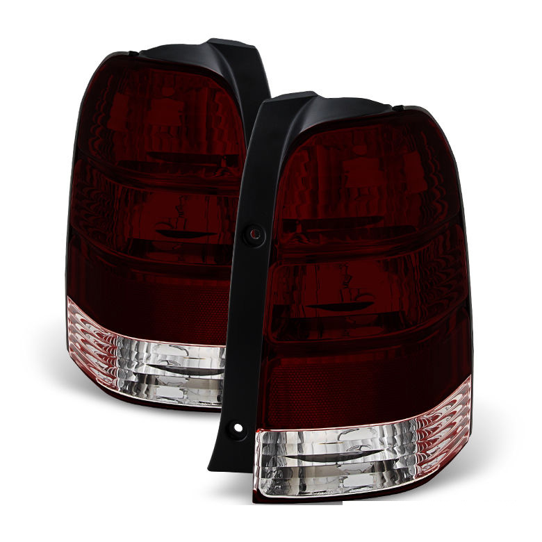 ford escape smoked tail lights. Black Bedroom Furniture Sets. Home Design Ideas