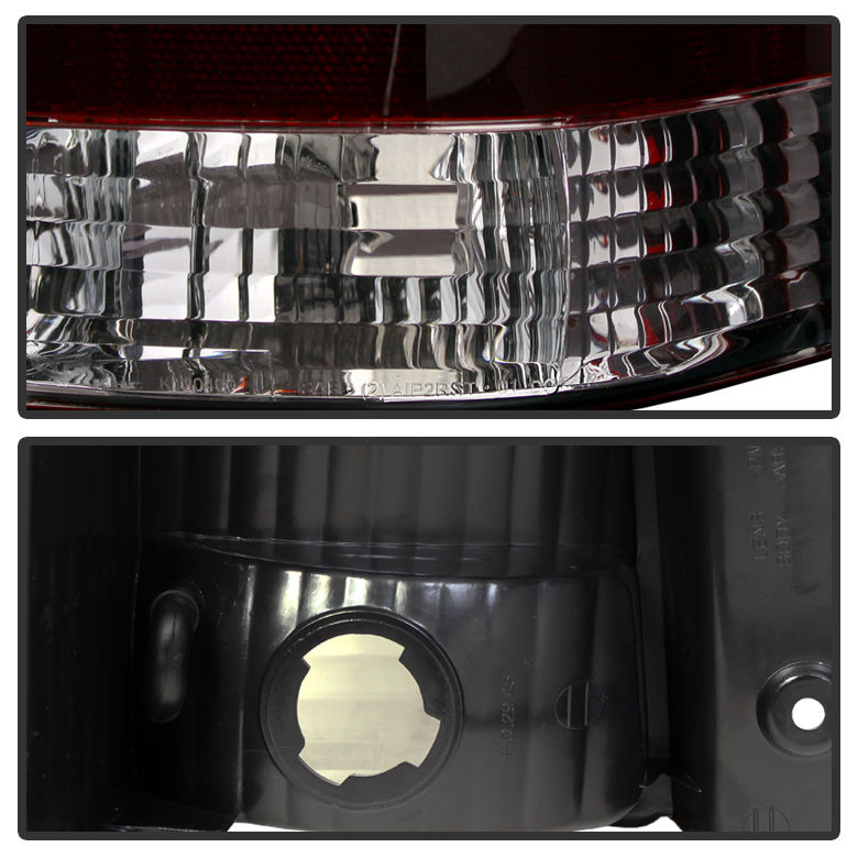 2001-2007 Ford Escape Oem Style Tail Lights Left   Right