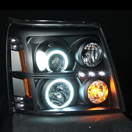 2002-2006 Cadillac Escalade [Stock HID Model] Angel Eye