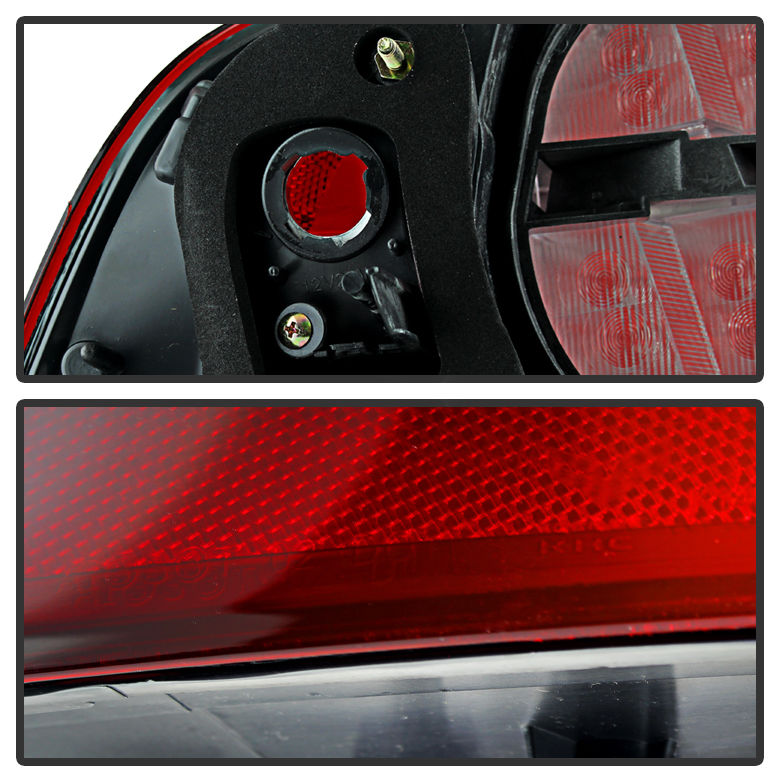 2004 2008 acura tl type s style tail lights assembly left right 2004 acura tl led interior lights