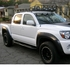 2005-2011 Toyota Tacoma Fleetside 6 Ft Bed Smooth Bolt-On Pocket Style Fender Flares