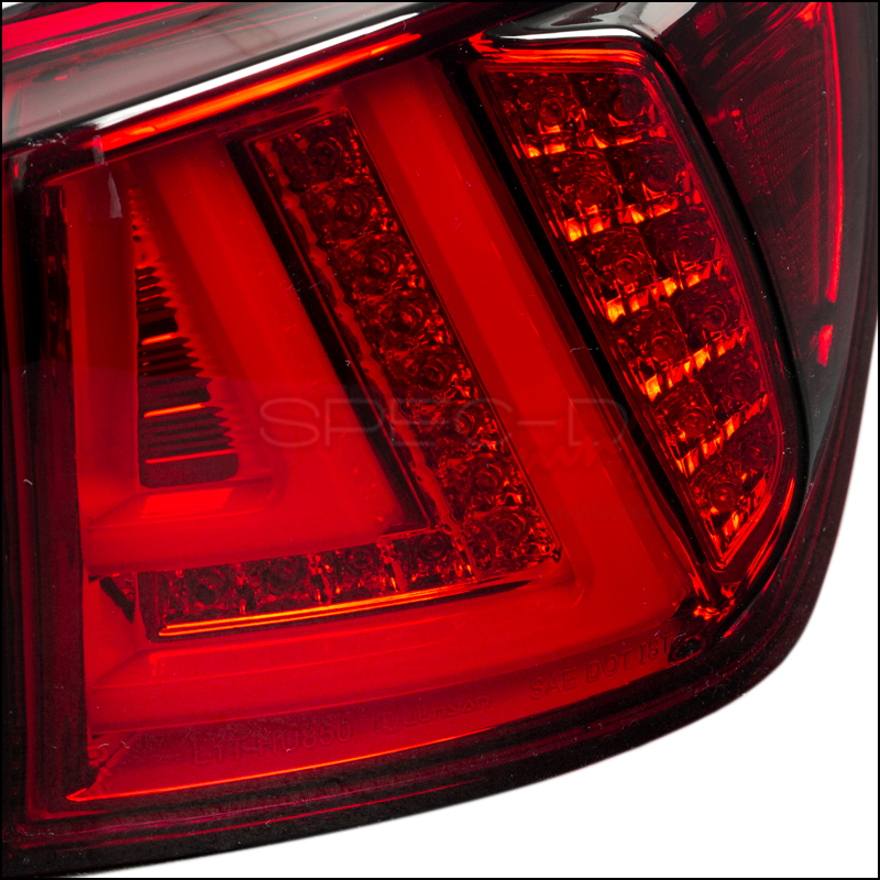 2006-2008 Lexus IS250 IS350 Performance LED Tail Lights