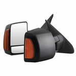 07-17 Toyota Tundra / 08-17 Sequoia Power / LED Signal / Heated Tow Side Mirrors Pair