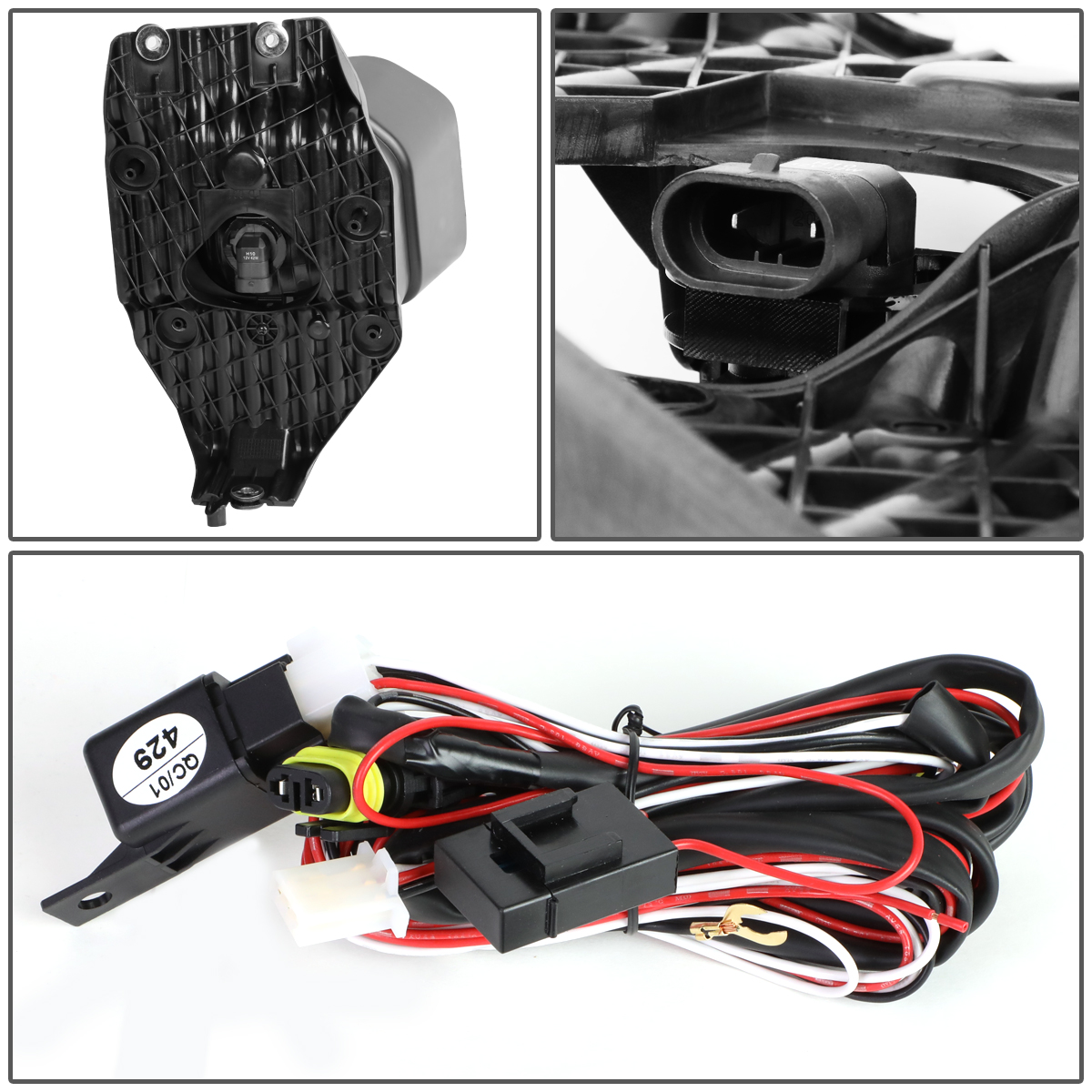 05f 250 Fog Light Wiring Diagram Get A Used Jeep 2011 Ford F250 Harness Diy Enthusiasts Rh Broadwaycomputers Us Lights With Relay 97