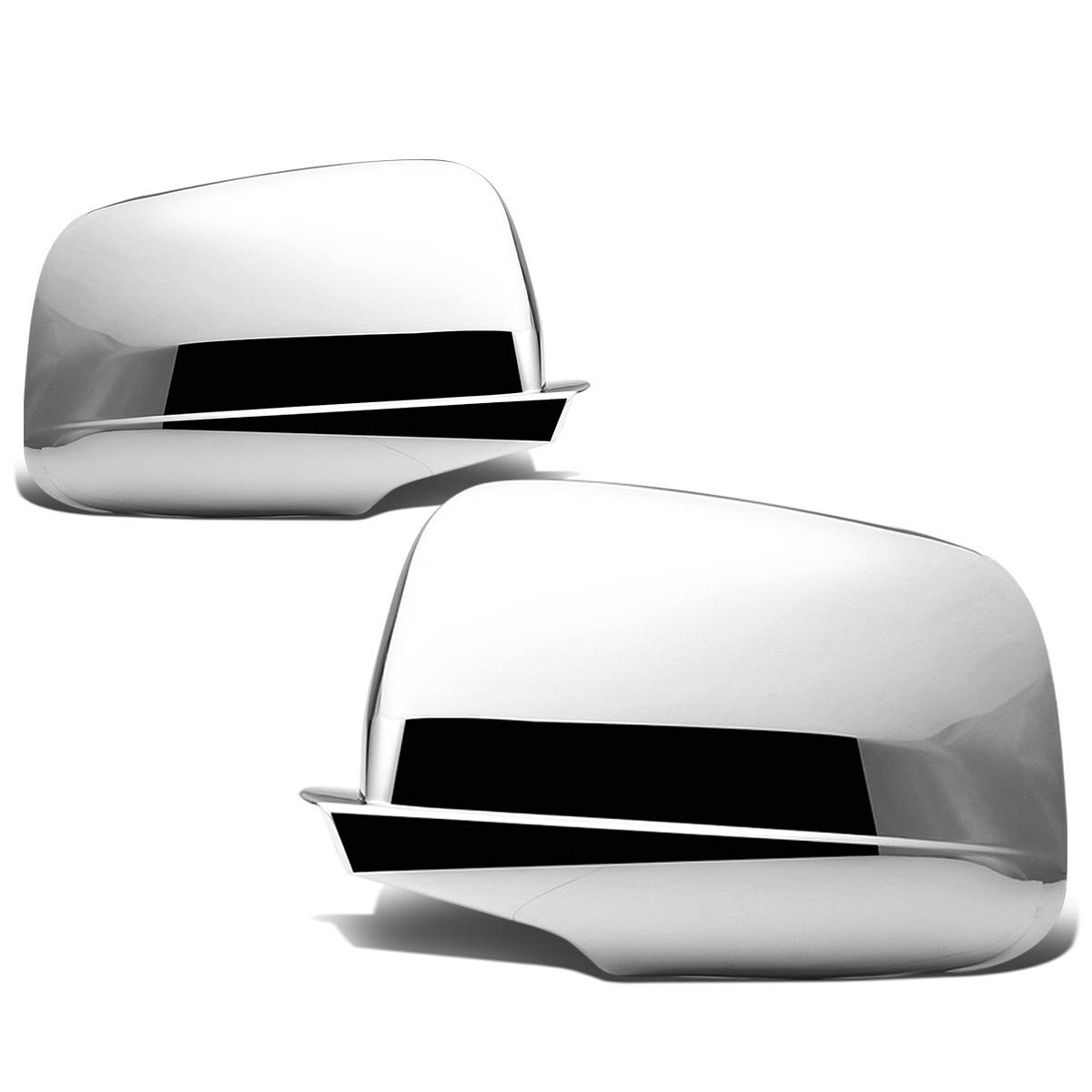 2011 2015 Jeep Grand Cherokee Chrome Plated Full Side Mirror Cover Trim Leveling Kit