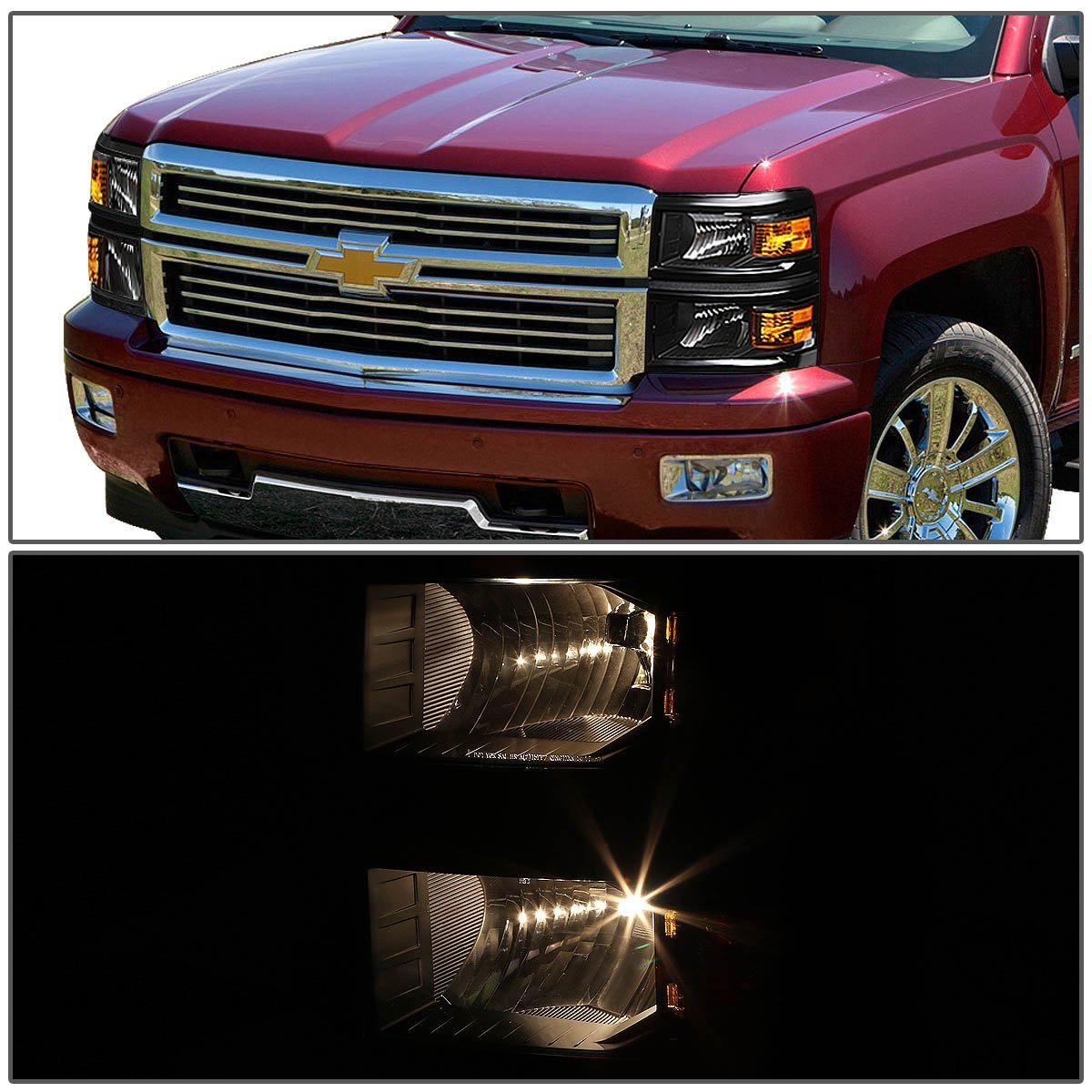 replacement headlights for 2015 1500 autos post. Black Bedroom Furniture Sets. Home Design Ideas