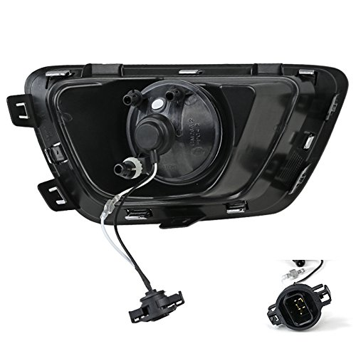 2015 2016 Chevy Colorado Replacement Fog Lights Clear