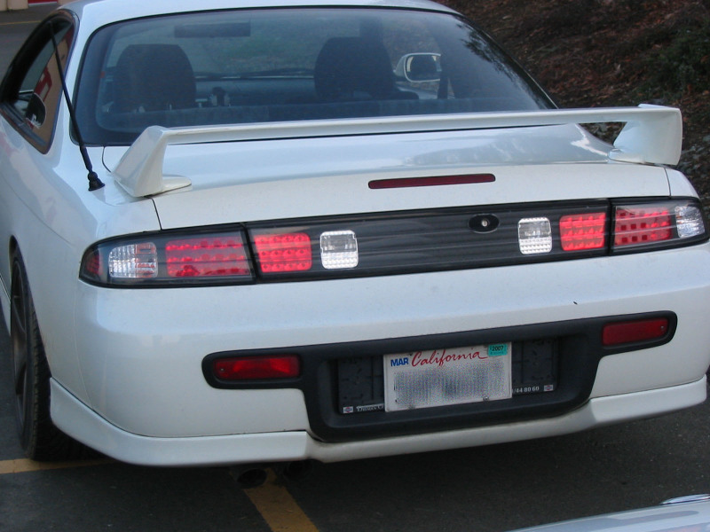 Nssan 240sx S13 S14 Jdm Led Tail Lights Tail Lamps By