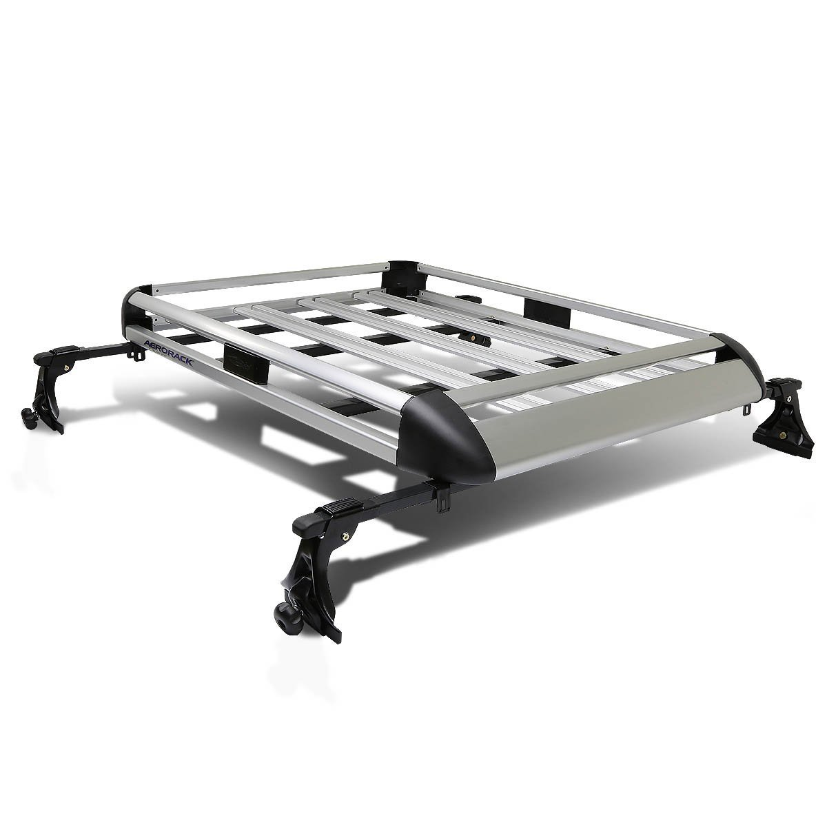 50 Quot X 31 Quot Aluminum Roof Rack Top Cargo Carrier Basket