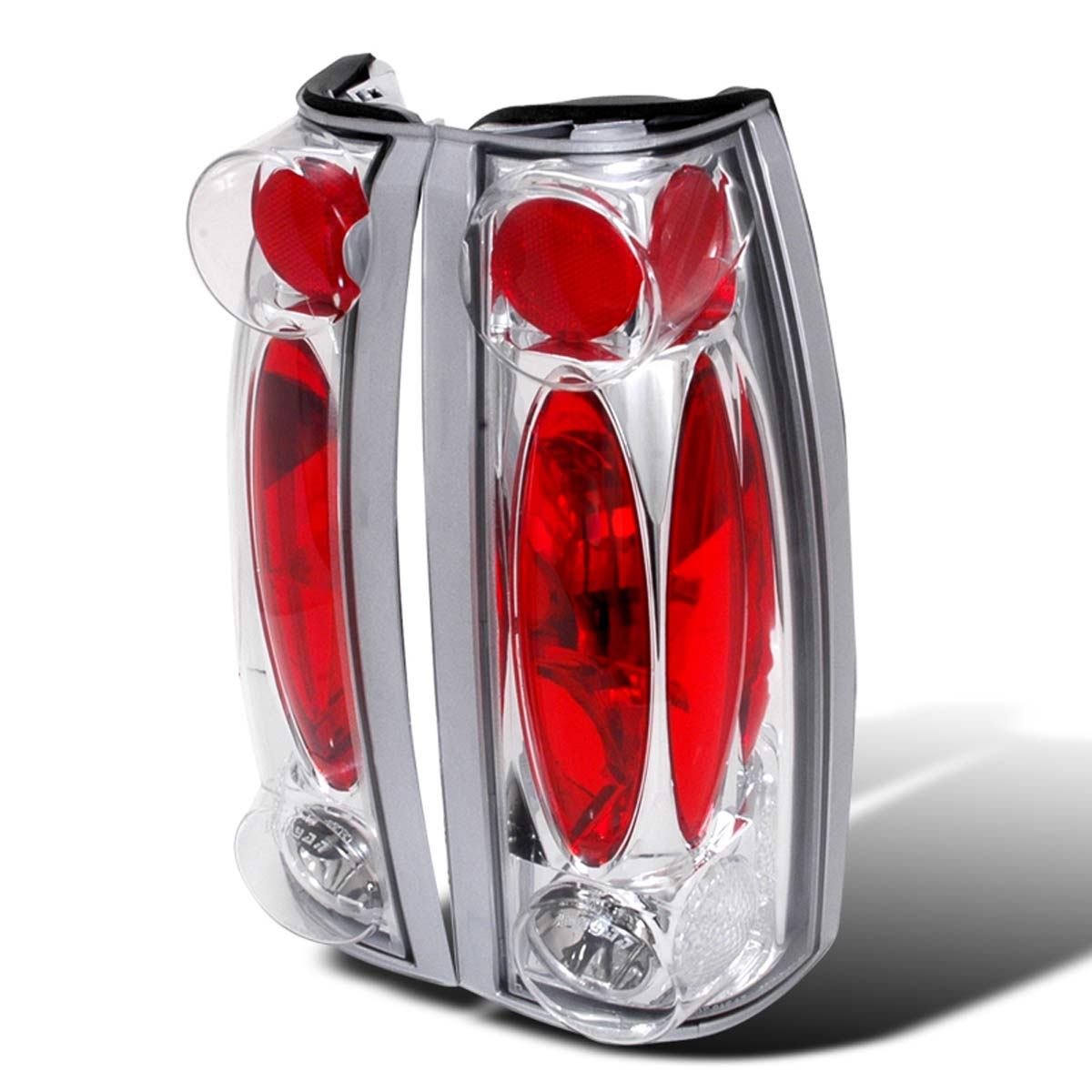 88 98 Gmc Chevy Pickup Tail Lights Ver Ome Truck Led