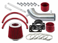 92-95 Lexus SC300 / GS300 3.0L V6 Short Ram Air Intake Kit - Red