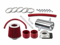 92-96 Lexus ES300 Sedan3.0L V6 Short Ram Air Intake Kit - Red