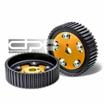 93-93 Toyota Celica / 90-95 MR2 3S-GTE 2.0L Aluminum Adjustable Cam Gear - Gold