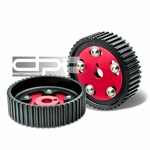 93-93 Toyota Celica / 90-95 MR2 3S-GTE 2.0L Aluminum Adjustable Cam Gear - Red