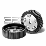 93-93 Toyota Celica / 90-95 MR2 3S-GTE 2.0L Aluminum Adjustable Cam Gear - Silver