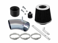 93-98 Volkswagen Golf (GL/GTI/Jazz/K2/Limited/Trek) / Jetta (GL/GLS/GT/K2) / 95-98 Cabrio (Base/Highline/GLS) 2.0L L4 Short Ram Air Intake Kit - Black
