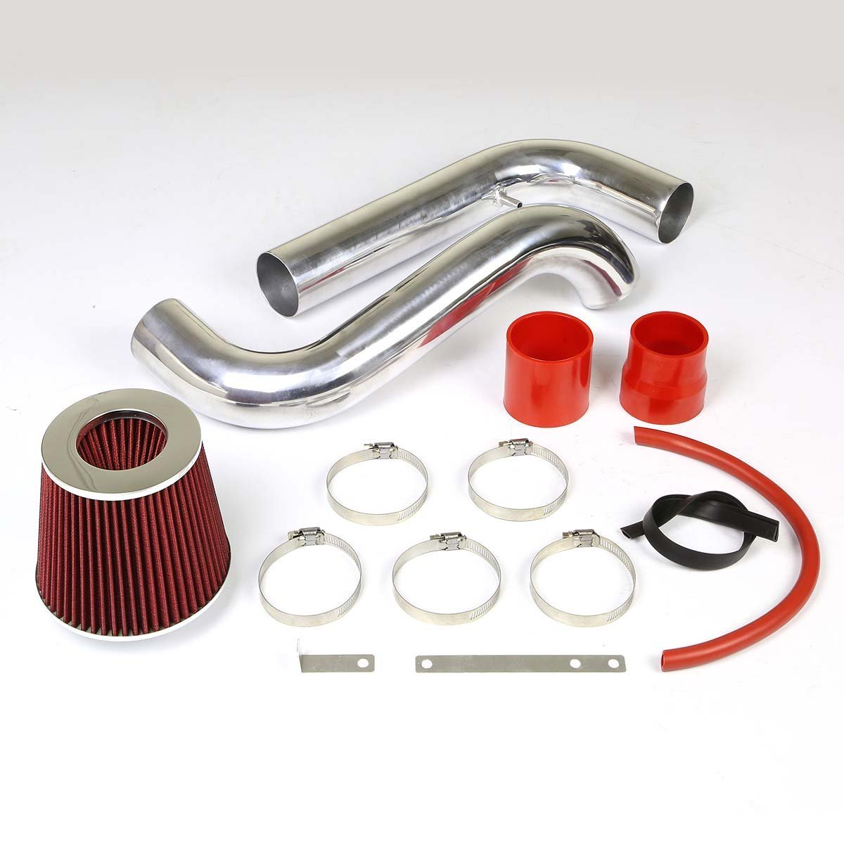 Acura Integra GS RS LS Cold Air Intake Red - Acura integra cold air intake