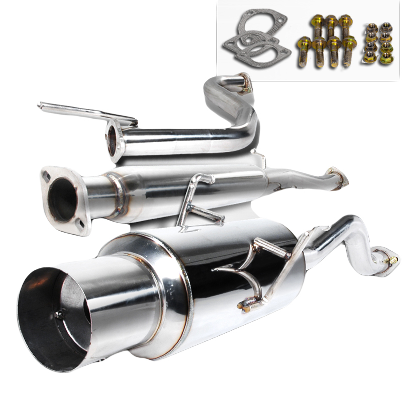 "94-01 Acura Integra GSR Stainless Steel 2.5"" Performance"