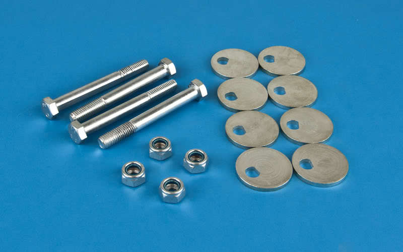 95-01 Ford Explorer Front Caster Alignment Camber Plate Bolt Kit