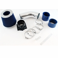 96-00 Audi A4 / A6 2.8L V6 Performance Short RAM Air Induction Intake - Blue Filter