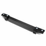DNA 96-00 Honda Civic Performance Aluminum Rear Lower Subframe Tie Bar - Black