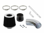 96-99 Buick LeSabre 3.8L V6 / 96 Park Ave 3.8L V6 Short Ram Air Intake Kit - Black