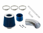 96-99 Buick LeSabre 3.8L V6 / 96 Park Ave 3.8L V6 Short Ram Air Intake Kit - Blue