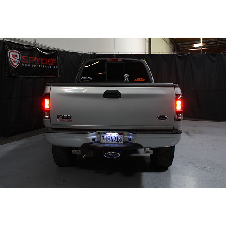 Ford F150 99: 97-03 Ford F150 / 99-07 Superduty LED Tail Lights