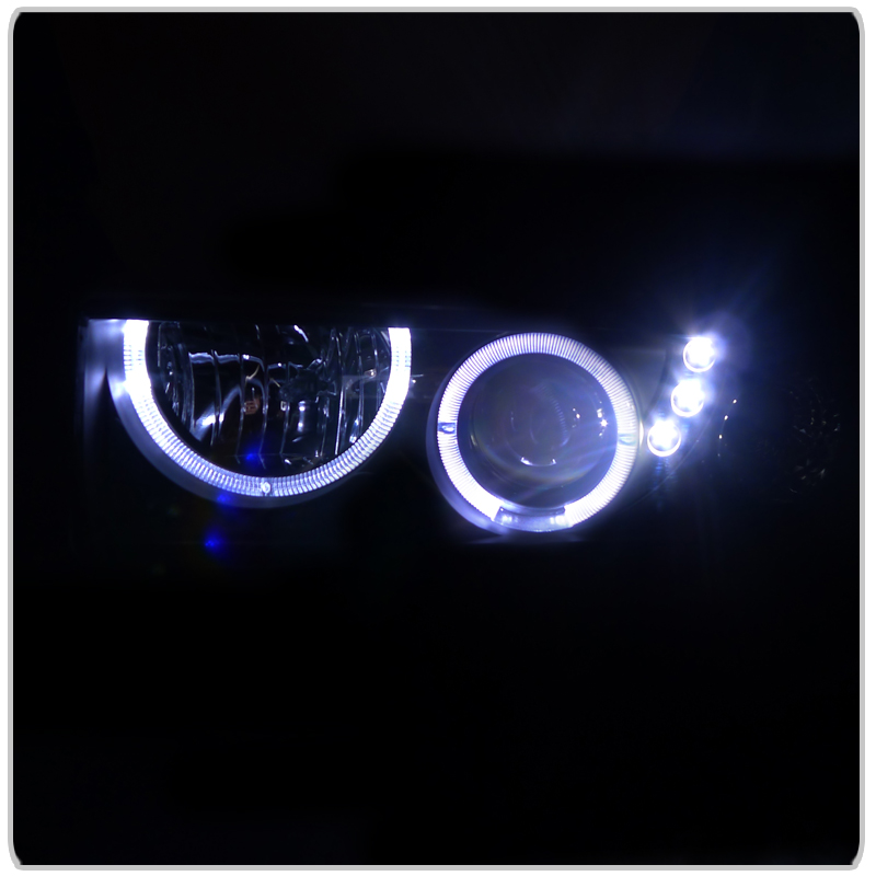 98 04 chevy s10 pickup blazer angel eye halo led projector headlights led bumper lights black 30 04 chevy s10 pickup blazer angel eye halo led projector 98 Plymouth Neon at n-0.co
