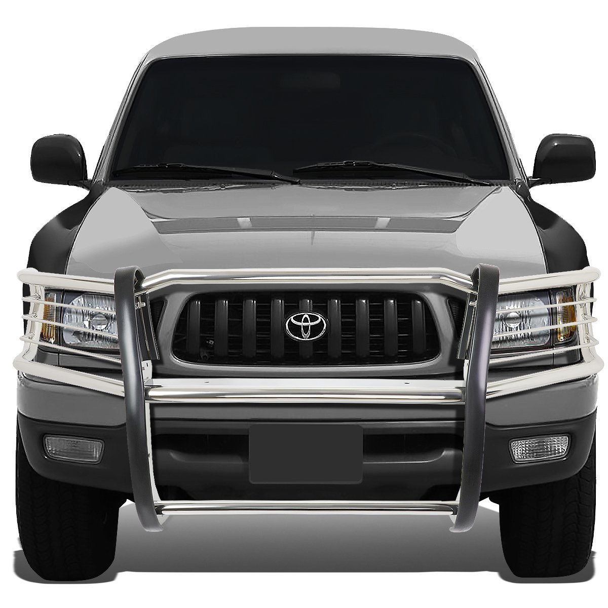 98 04 Toyota Tacoma Pickup Truck Front Bumper Protector