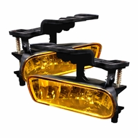 99-06 Chevy Silverado / Suburban / Tahoe / Escalade OEM Replacement Fog Lights - Yellow