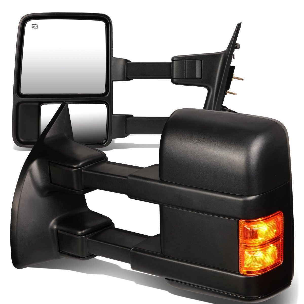 07 F550 Wiring Diagram For Trailer 99 Ford F250 F350 F450 Superduty Power Heated Turn Signal Towing Side Mirror