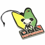 AIR FRESHENER - DNA - JDM PANDA PAPER HANGING - LEMON SQUASH