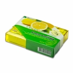 AIR FRESHENER - TREEFROG - XTREME FRESH - 80G MINI BRICK - LEMON SQUASH