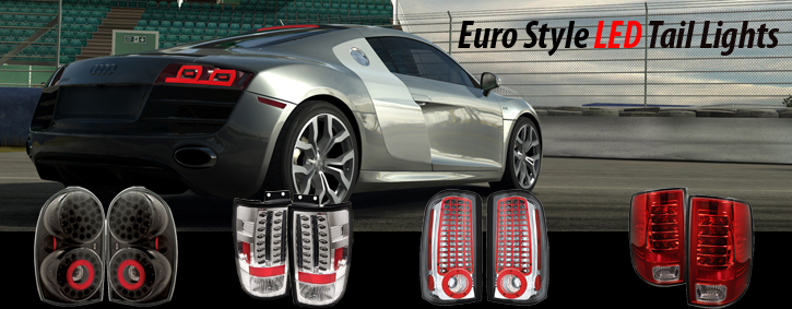 Nissan altima euro style led tail lights by protuninglab - 2006 nissan altima interior led lights ...