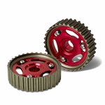 DNA Anodized Cam Gear Honda B-Series B16/B18 Dohc Engine Civic / Integra / Del Sol - Red