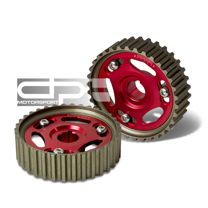 Anodized Cam Gear Honda B Series B16 B18 Dohc Engine Civic