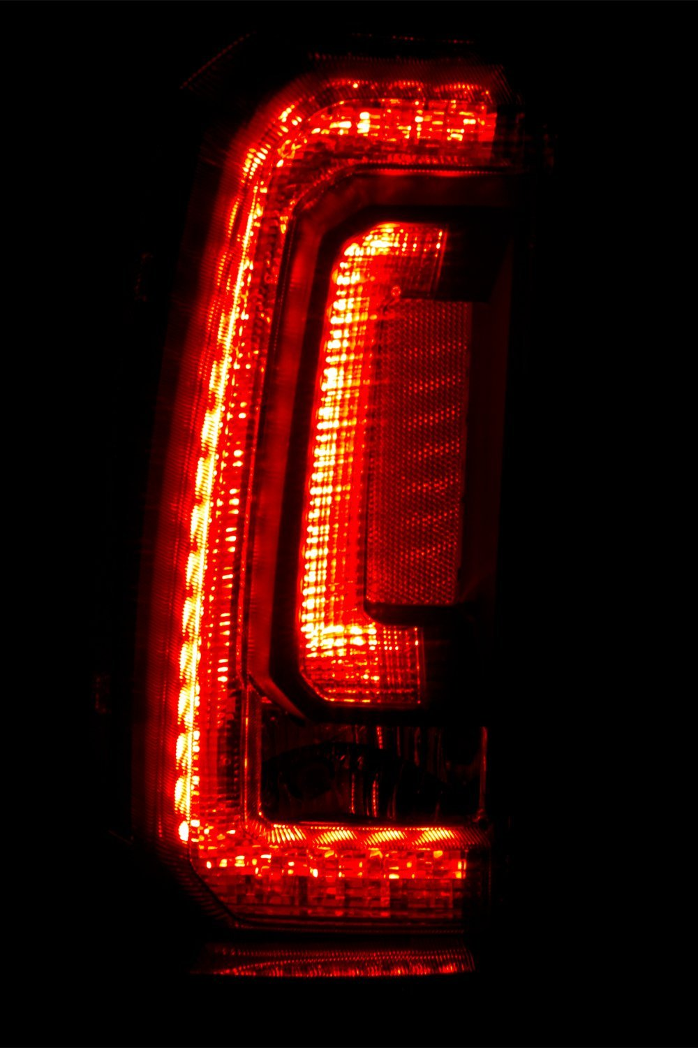 Cg 15 16 Chevy Suburban Tahoe Fiber Optic Led Tail