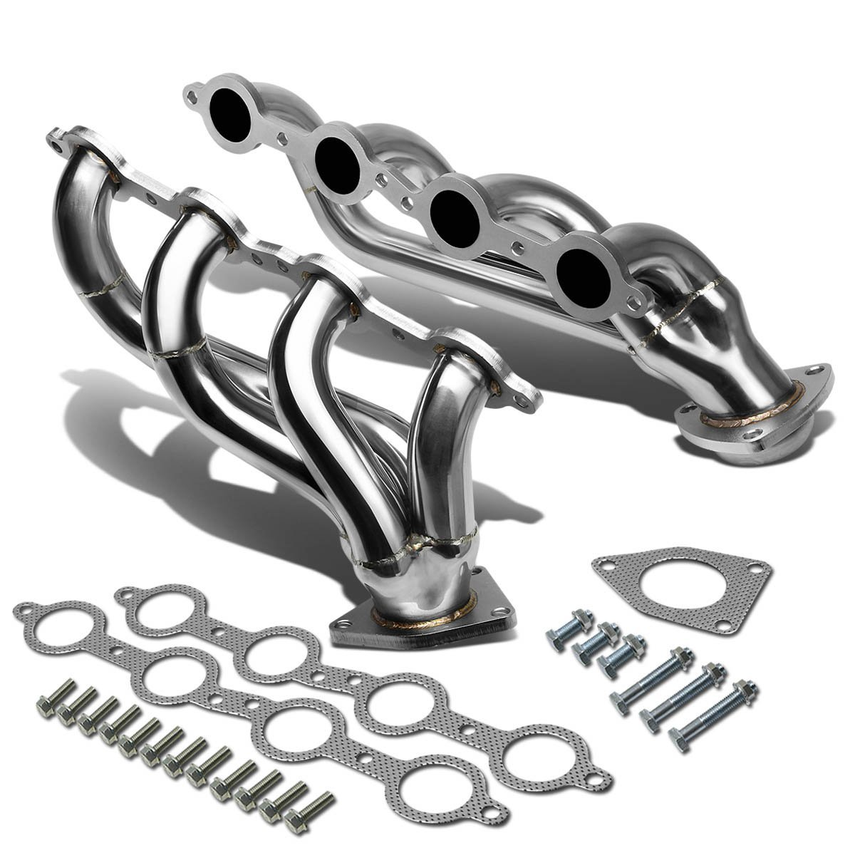 Suburban tahoe avalanche 1 2500 stainless racing manifold chevy suburban tahoe avalanche 1 2500 stainless racing manifold header exhaust publicscrutiny Images