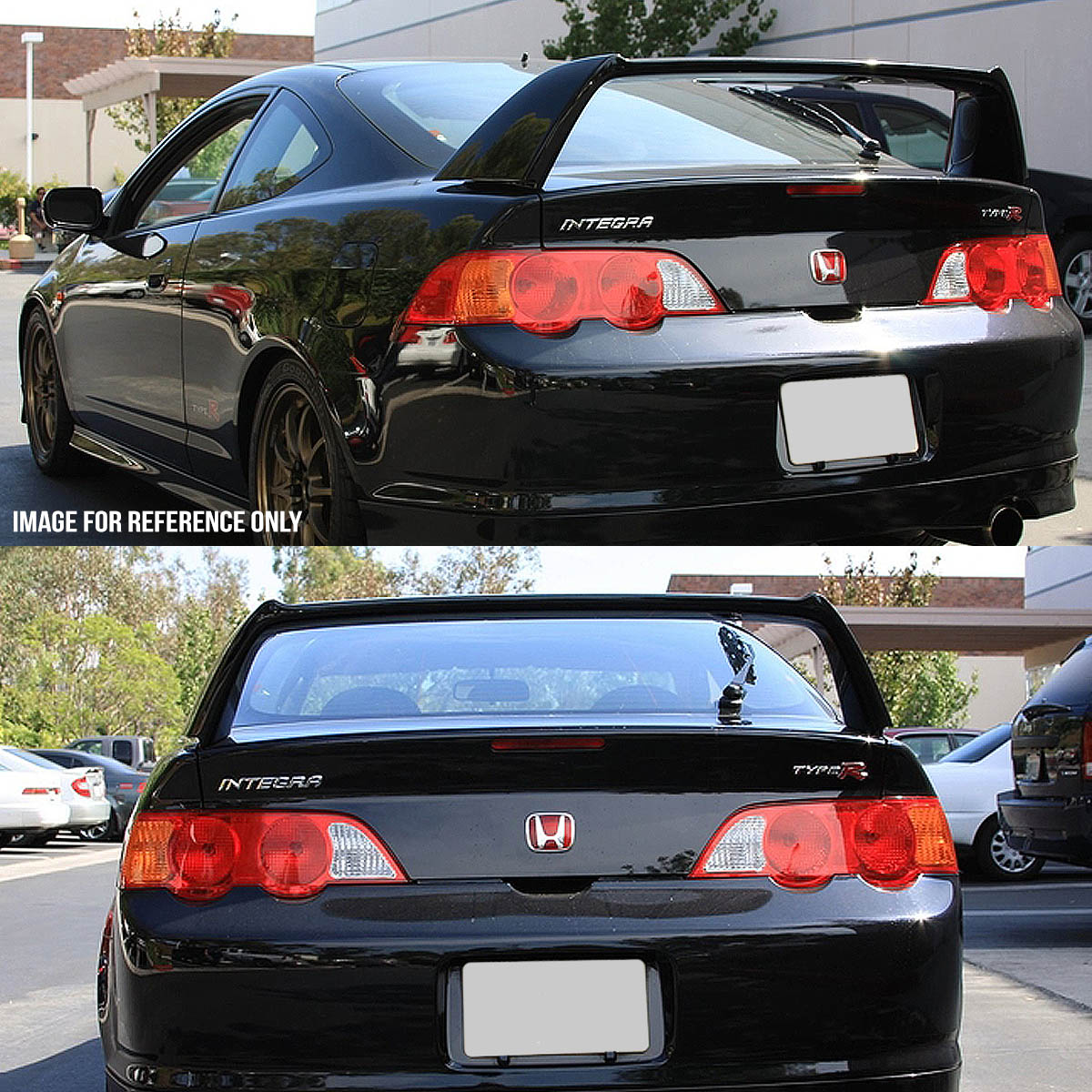 DNA 02-07 Acura RSX TR-Style Rear Trunk Spoiler
