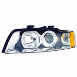 EagleEye 02-05 Audi A4/S4 Gen2 Replacement Headlight - Driver Left Side