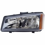 EagleEye 03-04 Oldsmobile Silverado (Classic) Replacement Headlight - Driver Left Side