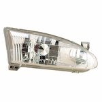EagleEye 98-02 Geo Prizm Replacement Headlight - Right Passenger Side